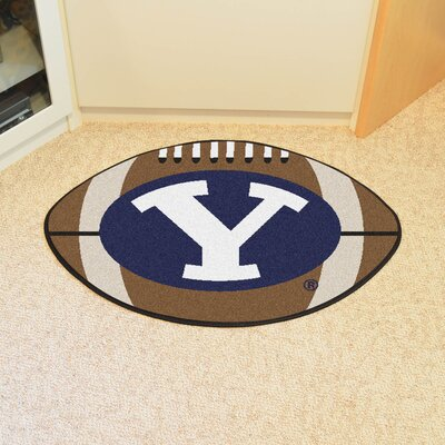 NCAA Brigham Young University Football Doormat