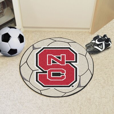 NCAA North Carolina State University Soccer Ball