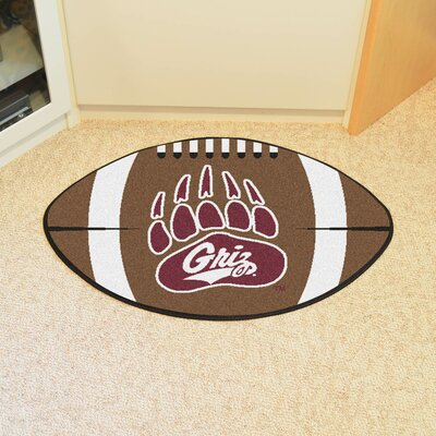NCAA University of Montana Football Doormat