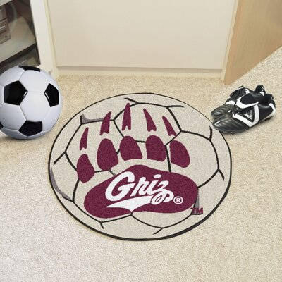 NCAA University of Montana Soccer Ball