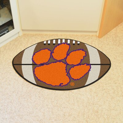 NCAA Clemson University Football Doormat