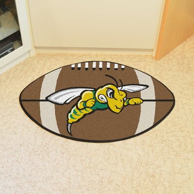 NCAA Black Hills State University Football Doormat