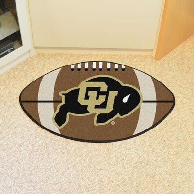 NCAA University of NCAAorado Football Doormat