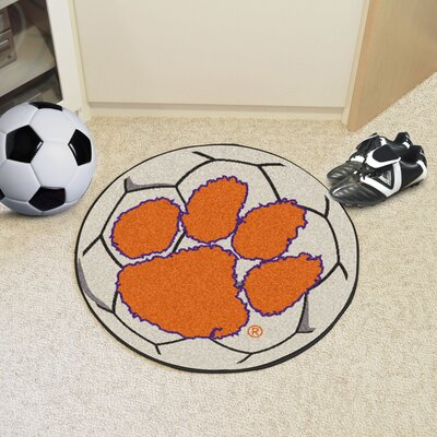NCAA Clemson University Soccer Ball