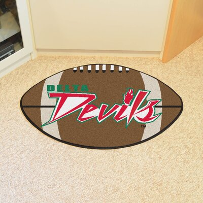 NCAA Mississippi Valley State University Football Doormat