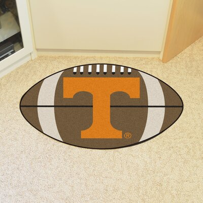 NCAA University of Tennessee Football Doormat