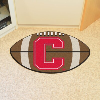 NCAA Cornell University Football Doormat