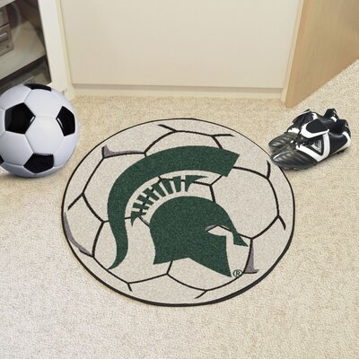 NCAA Michigan State University Soccer Ball