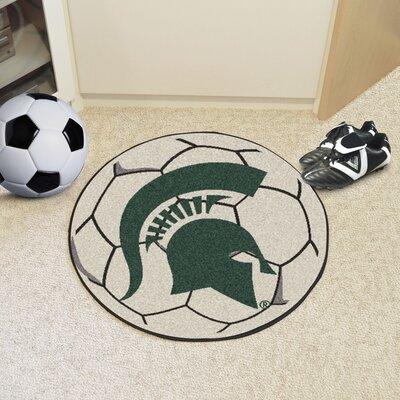 NCAA Michigan State University Soccer Ball