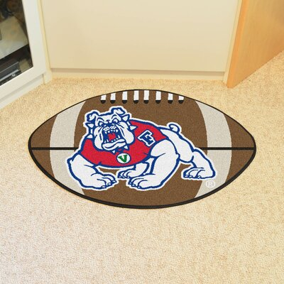 NCAA Fresno State Football Mat