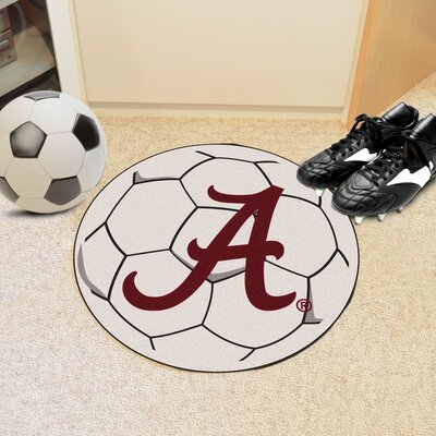 NCAA University of Alabama Soccer Ball