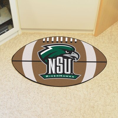NCAA Northeastern State University Football Mat
