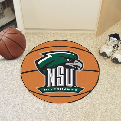 NCAA Northeastern State University Basketball Mat