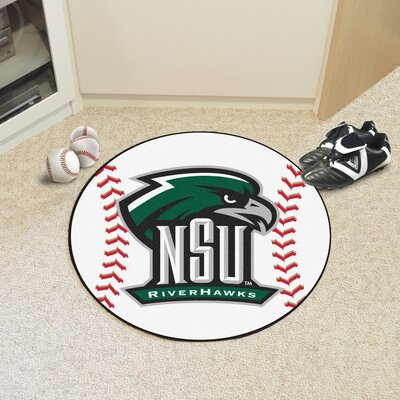 NCAA Northeastern State University Baseball Mat