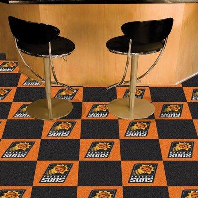 NBA - Washington Wizards Team Carpet Tiles NBA Team: Phoenix Suns