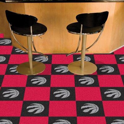 NBA - Washington Wizards Team Carpet Tiles NBA Team: Toronto Raptors