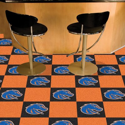 NCAA Boise State University Team Carpet Tiles