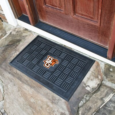 NCAA Bowling Green State University Medallion Doormat