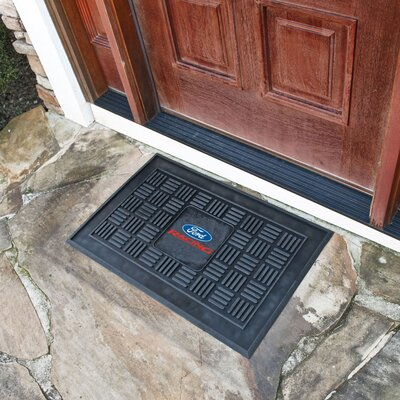 Ford - Ford Racing Medallion Doormat