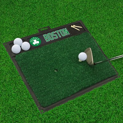 Golf Hitting Mat NBA Team: Boston Celtics