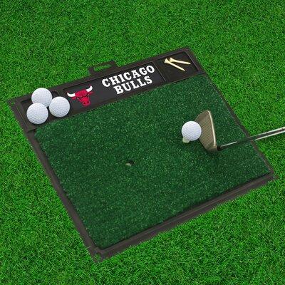 NBA Golf Hitting Doormat NBA Team: Chicago Bulls