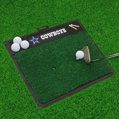 NFL - Golf Hitting Mat NFL Team: Dallas Cowboys