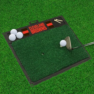 NFL - Golf Hitting Doormat NFL Team: Cleveland Browns