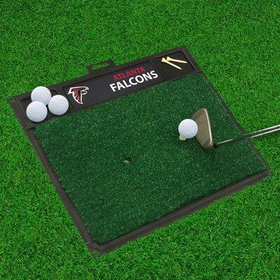 NFL - Golf Hitting Mat NFL Team: Atlanta Falcons