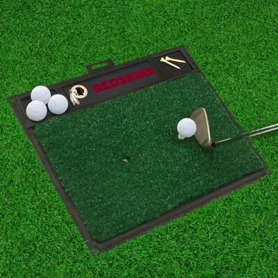 NFL - Golf Hitting Mat NFL Team: Washington Redskins