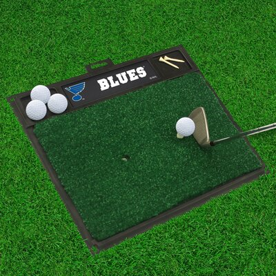 NHL - Washington Capitals Golf Hitting Doormat NHL Team: St. Louis Blues