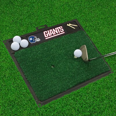 NFL - Golf Hitting Mat NFL Team: New York Giants