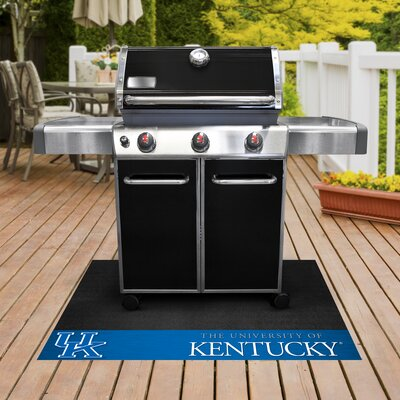 NCAA Grill Utility Mat NCAA Team: University of Kentucky