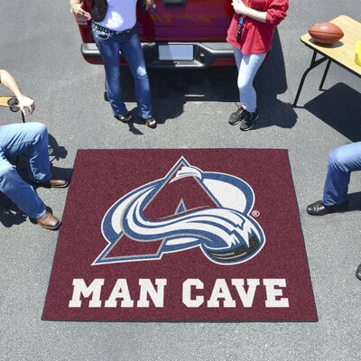 NHL - NCAAorado Avalanche Man Cave Tailgater