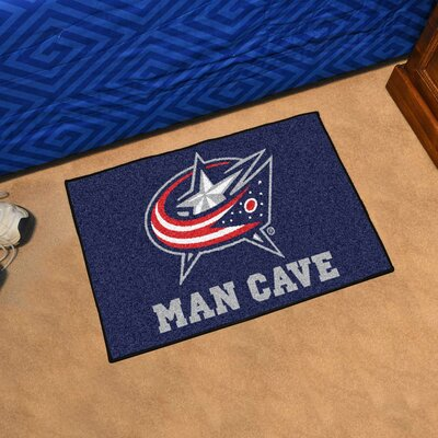 NHL - NCAAumbus Blue Jackets Man Cave Starter