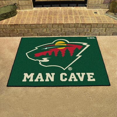 NHL - Minnesota Wild Man Cave All-Star