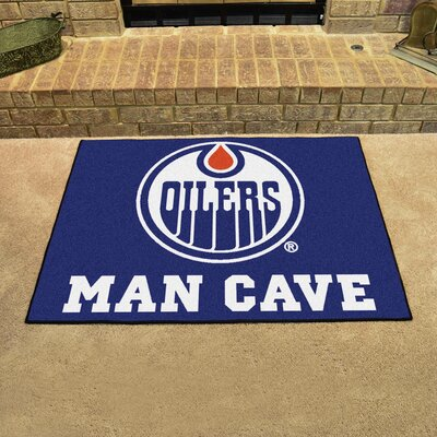 NHL - Edmonton Oilers Man Cave All-Star 14429