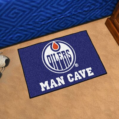 NHL - Edmonton Oilers Man Cave Starter 14430