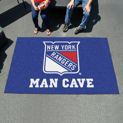 NHL - New York Rangers Man Cave UltiMat