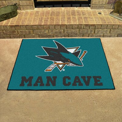 NHL - San Jose Sharks Man Cave All-Star