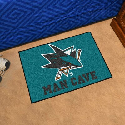 NHL - San Jose Sharks Man Cave Starter