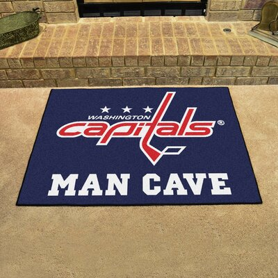 NHL - Washington Capitals Man Cave All-Star