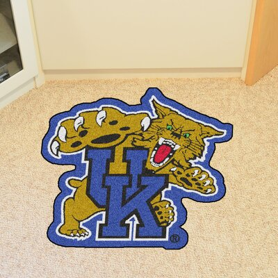 NCAA University of Kentucky Mascot Mat