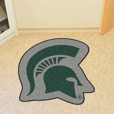 NCAA Michigan State University Mascot Mat