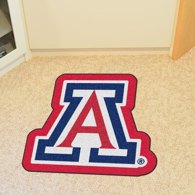 NCAA University of Arizona Mascot Mat