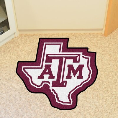 NCAA Texas A&M University Mascot Mat