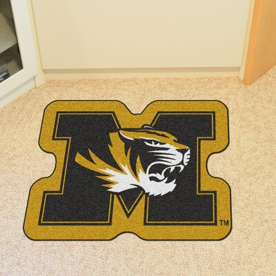 NCAA University of Missouri Mascot Mat