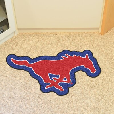 NCAA Southern Methodist University Mascot Mat