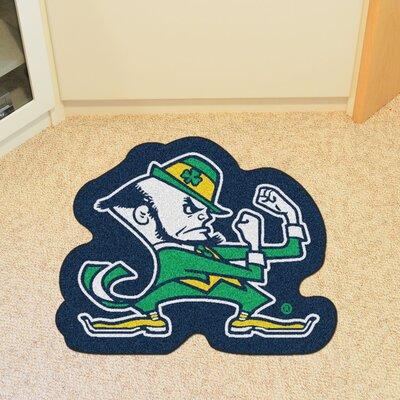 NCAA Notre Dame Mascot Mat