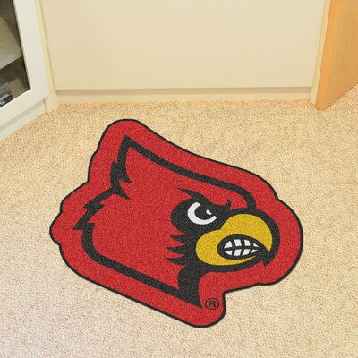 NCAA University of Louisville Mascot Mat