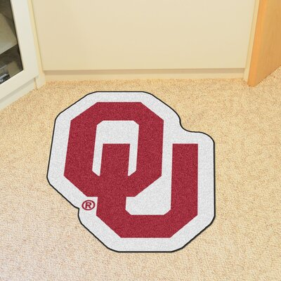 NCAA University of Oklahoma Mascot Mat